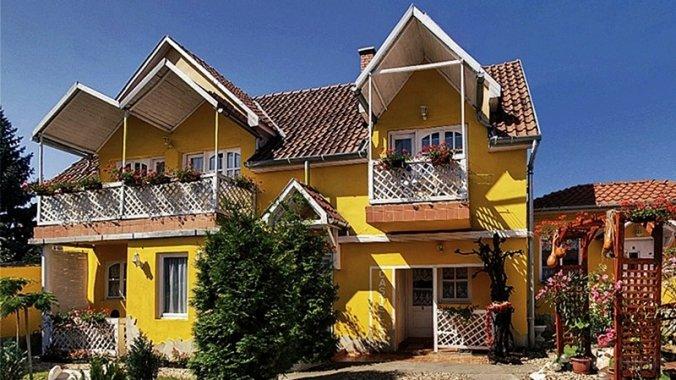 Casa de oaspeți Castello Eger