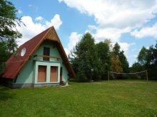 Cabană Bisericani, Casa la cheie György László