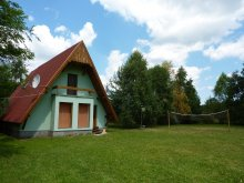 Cabană Porumbenii Mari, Casa la cheie György László