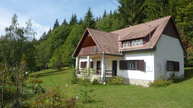 Ilyés Géza Guesthouses Izvoare