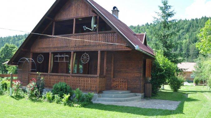 Margaréta Guesthouse Izvoare
