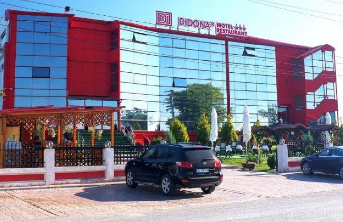 Motel & Restaurant Didona-B Șendreni