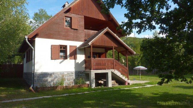 Simon Csaba Guesthouse Barajul Zetea