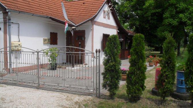 Kerka Guesthouse Őrség Csesztreg