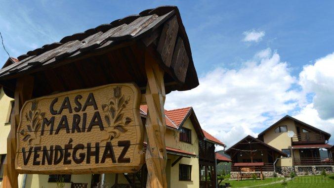 Guesthouse Maria Izvoru Mureșului