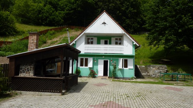 Simon Csilla II. Guesthouse Satu Mare