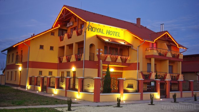 Hotel Royal Cserkeszőlő