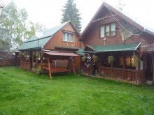 Guesthouse Delnița, Szabó Tibor II. Guesthouse