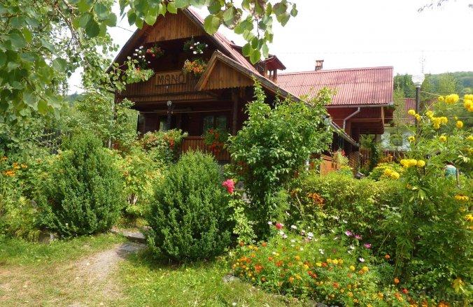 Casa de Oaspeți Szőcs Ilona Barajul Zetea