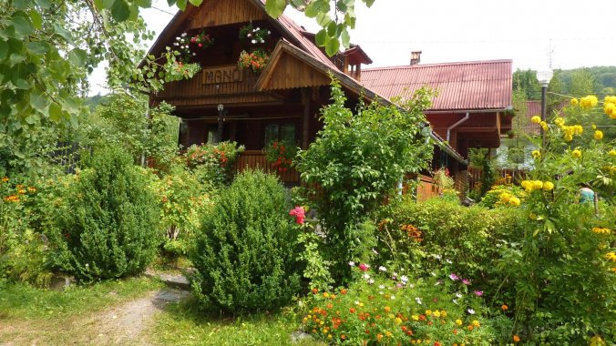 Szőcs Ilona Guesthouse Barajul Zetea