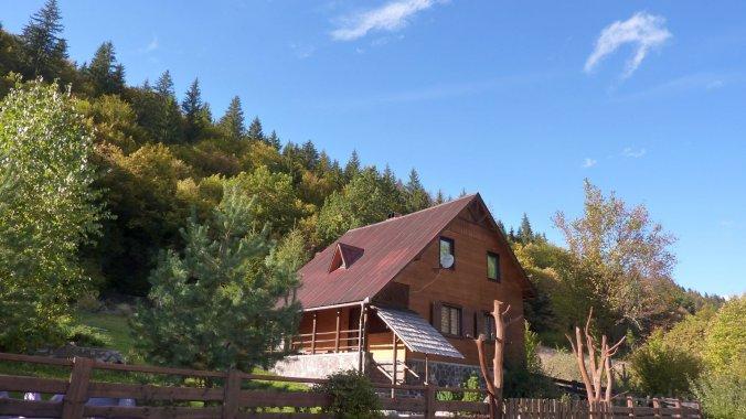 Casa de Oaspeți Tóparti Barajul Zetea