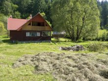 Cabană Tiha Bârgăului, Casa la cheie Zomora Károly