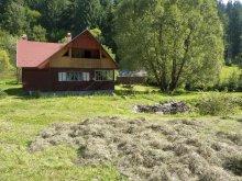 Pachet Lacul Ursu, Casa la cheie Zomora Károly
