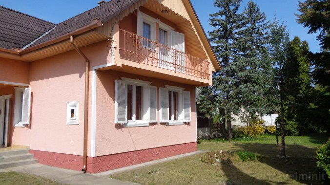 BF 1019 Vacation Home Balatonfenyves