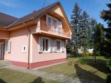 Casă de vacanță Zalaújlak, Casa de vacanță BF 1019