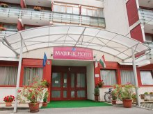 Accommodation Csabrendek, Majerik Hotel