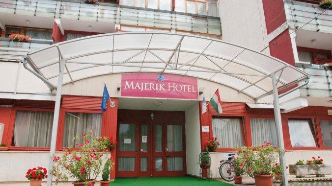 Hotel Majerik Hévíz