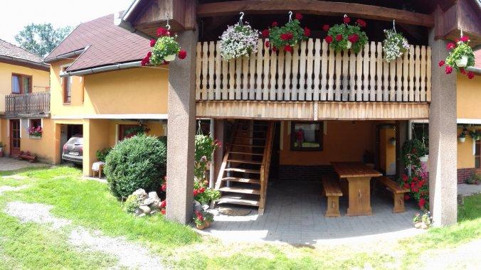 Muskátli Guesthouse Lupeni