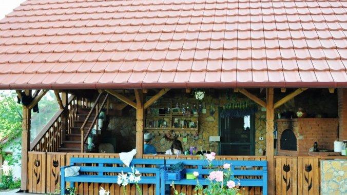 RoseHip Hill Guesthouse Valea Târnei