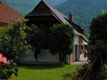 Casă de oaspeți Bălușești (Dochia), Casa mică Legendară