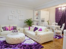 Cazare Ghirbom, Apartament Lux Jana