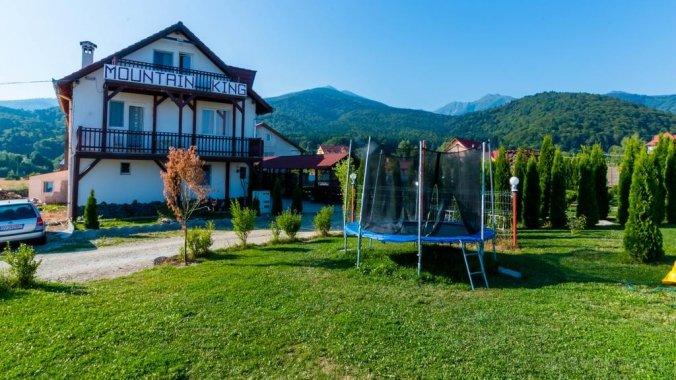 Mountain King Guesthouse Sâmbăta de Sus