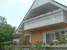 Nyaraló Nagydobsza, Közvetlen Balaton-parti nyaralóház 4-5-6 főre(FO-334 )