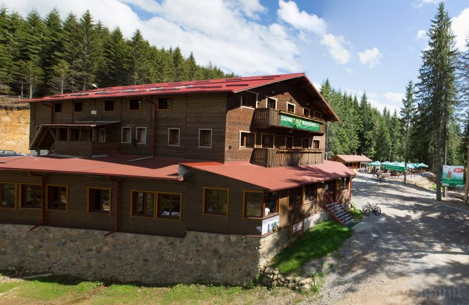 Complex Balu Harghita-Băi