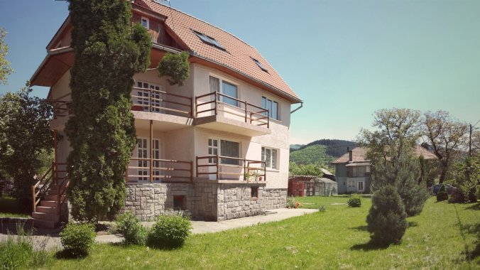 Apolka Guesthouse Covasna
