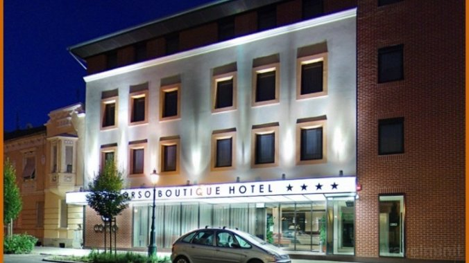 Hotel Corso Boutique Giula