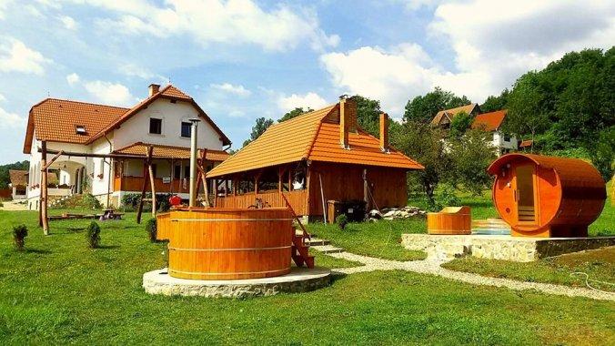 Casa de oaspeți Kiraly Rimetea