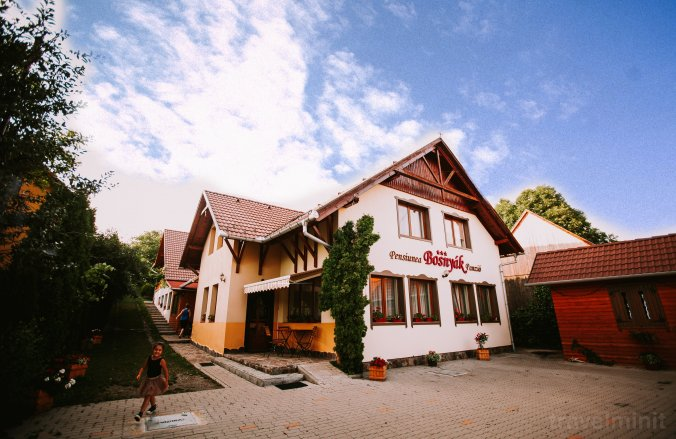 Bosnyák Guesthouse Odorheiu Secuiesc