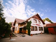 Pensiune Tibod, Tichet de vacanță, Pensiunea Bosnyák