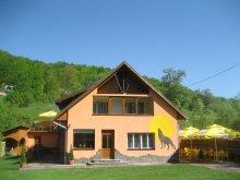 Villa Székelymuzsna (Mujna), Colț Alb Panzió
