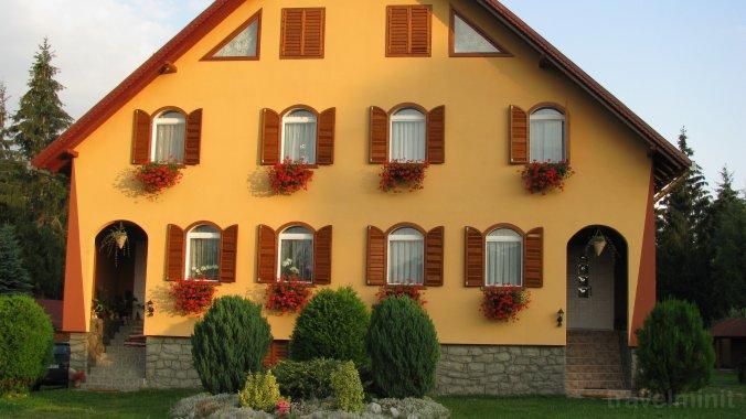 Baricz Vendégház Borzont