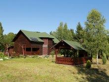 Casă de vacanță Valea Zălanului, Casa Kalibási