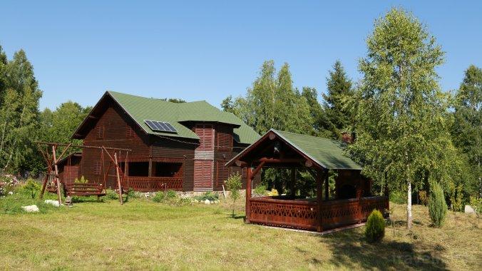 Kalibási ház Szentegyháza