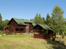 Kulcsosház Homoródalmás (Merești), Kalibási ház
