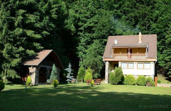 Casa de vacanta Máréfalvi Patak Satu Mare