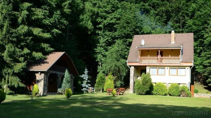 Máréfalvi Patak Guesthouse Satu Mare