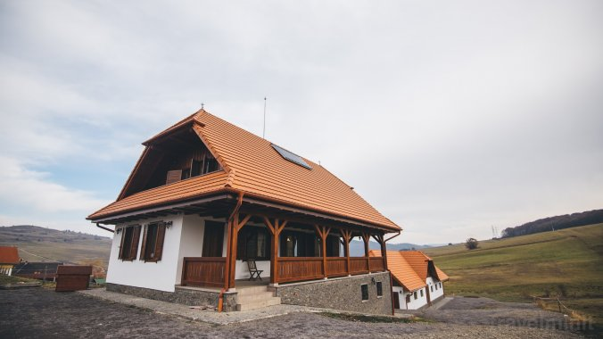Saint Thomas Holiday Chalet Odorheiu Secuiesc