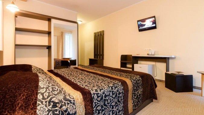 Hotel Holiday Maria Băile Herculane