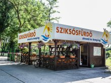 Camping Tiszasas, Ștrand și camping Sziksósfürdő