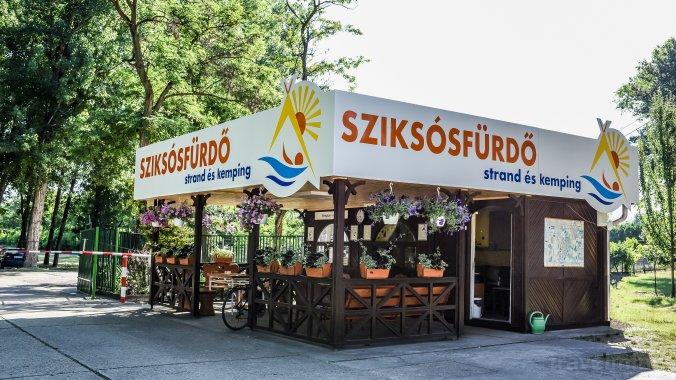 Ștrand și camping Sziksósfürdő Szeged