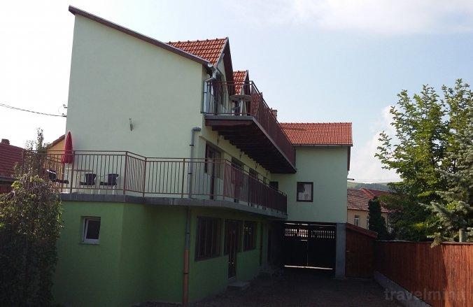 Casa de oaspeți Szabi Luna de Sus