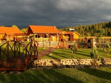 Cabană Tiha Bârgăului, Cabana Mázlista