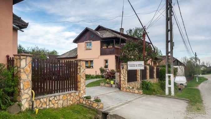Virág Guesthouse Coltău