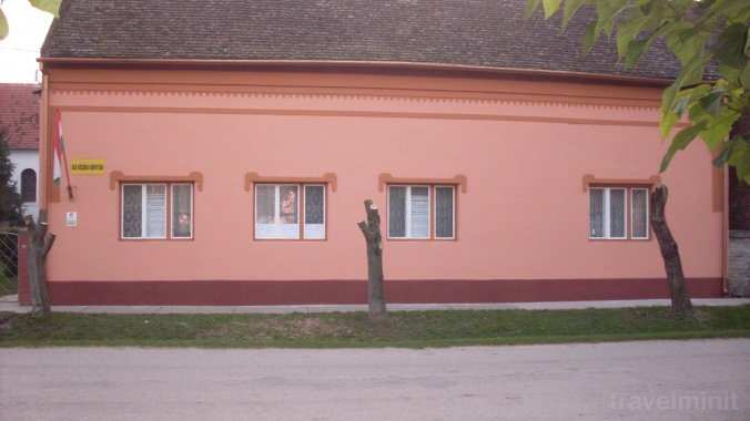Baksay Sandor Reformed Youth Accommodation Old