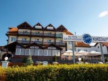 Szállás Maros (Mureş) megye, Tichet de vacanță, Hotel Europa Kokeltal