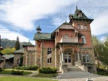 Vilă Lăzărești (Schitu Golești), Vila Domina